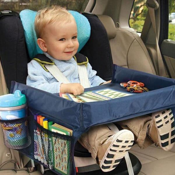 Детский столик для автокресла Snack and Play Travel Tray от 590 руб
