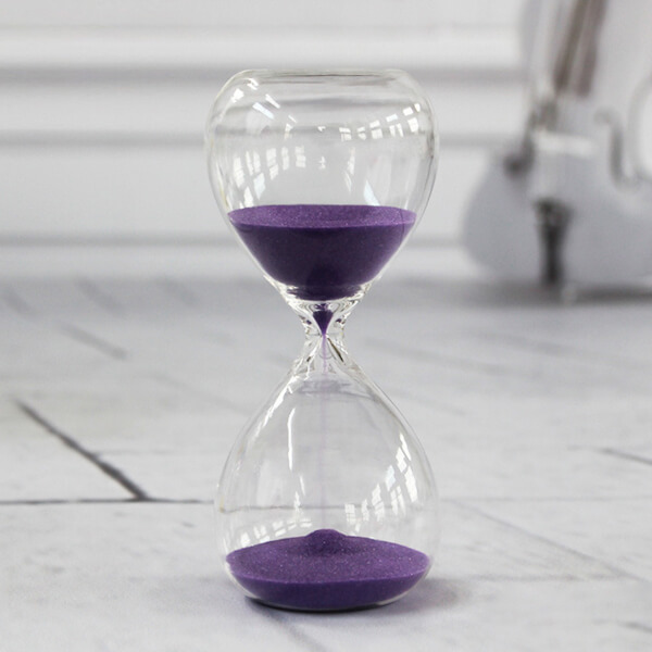 Песочные часы на 30 мин. от 690 руб