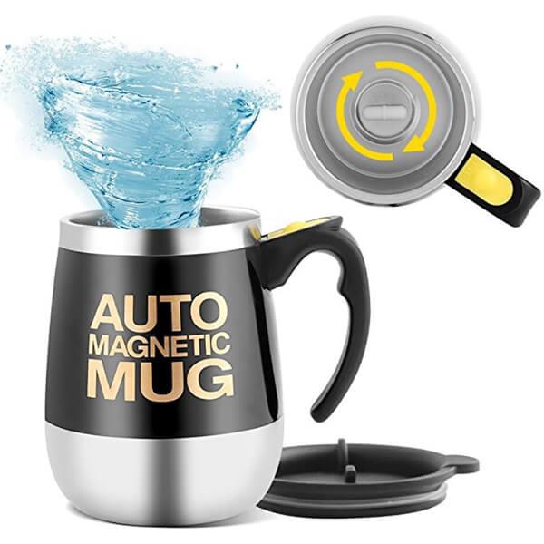 """Кружка-мешалка магнитная """"Auto Magnetic Mug"""" от 1 100 руб"""