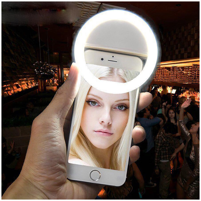Селфи кольцо Selfie Ring Light