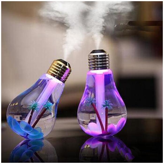 Увлажнитель воздуха «Лампочка» - Товары На Дом