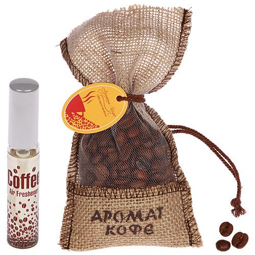 Как сделать ароматизатор из кофе своими руками