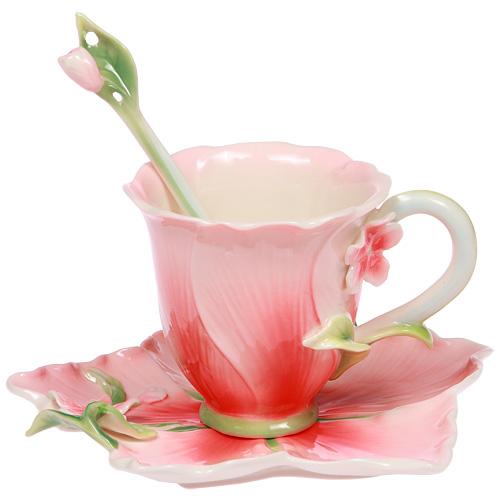 Чайная пара «Барвинок»