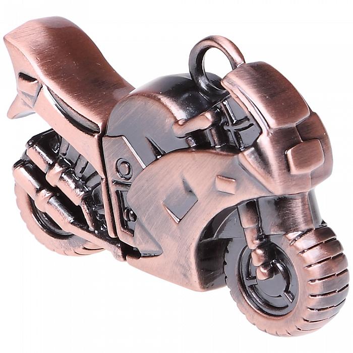 Флешка мотоцикл в подарок 76